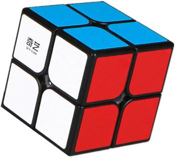 2x2 QiYi QiDi Speed Cube Magic Twist Puzzle Brain Teaser