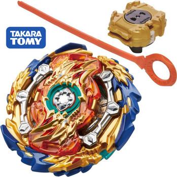 TAKARA TOMY Wizard Fafnir .Rt.Rs Beyblade Burst GT Starter w/ Launcher B-139