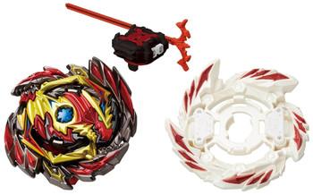 TAKARA TOMY Venom Diabolos .Vn.Bl Burst Rise Gatinko Beyblade DX Starter w/ Launcher B-145