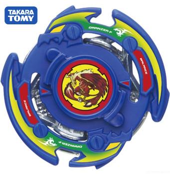 TAKARA TOMY B-101 02 RARE Dranzer Flame Yell Zeta Burst Beyblade