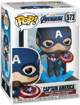 Funko Pop! MARVEL Avengers Endgame #573 Captain America