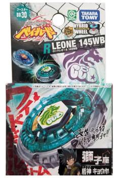 TAKARA TOMY Rock Leone 145WB Metal Fusion Beyblade BB-30