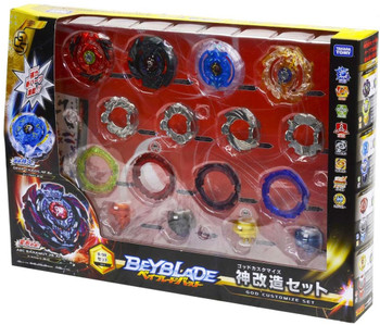 TAKARA TOMY Beyblade Burst Evolution God Customize Set B-98