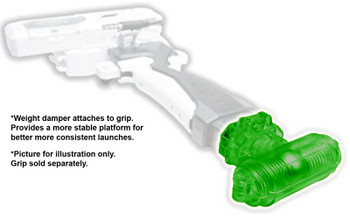Green Beyblade Burst Launcher Grip WEIGHT DAMPER B-47
