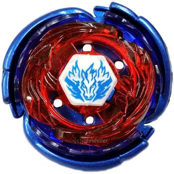 BLUE WING Big Bang Cosmic Pegasus Metal Fury Beyblade