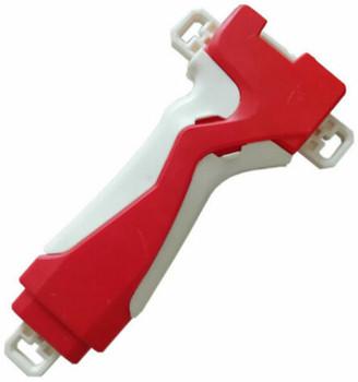 Beyblade Burst White RED Launcher Grip B-11