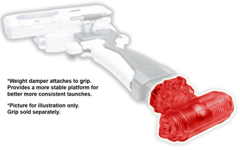 RED Beyblade Burst Launcher Grip WEIGHT DAMPER B-47