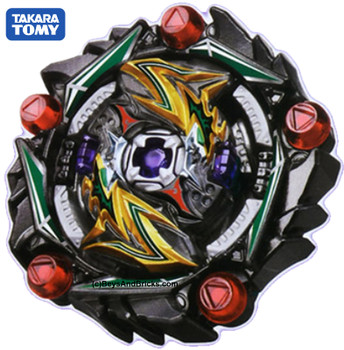 TAKARA TOMY B-164 01 Curse Satan Hurricane Universe 1D Burst SuperKing Beyblade - NWOP