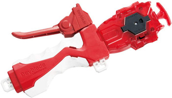 TAKARA TOMY Beyblade Burst Long BeyLauncher Set w/ String Launcher & Grip B-123