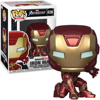 Funko Pop! MARVEL Avengers #626 Iron Man / Tony Stark