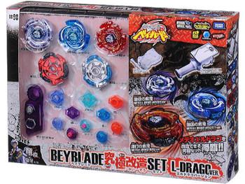 TAKARA TOMY Beyblade Ultimate Reshuffle Set L-Drago Version BB-98