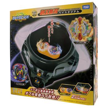 TAKARA TOMY Beyblade Burst Cho-Z Musou Beystadium Set B-126