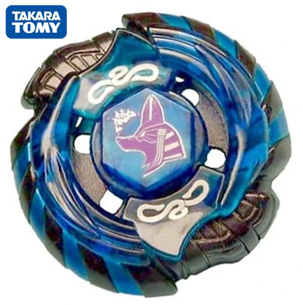 TAKARA TOMY Mercury Anubis / Anubius 85XF WBBA Metal Fury Beyblade LEGEND Version NWOP