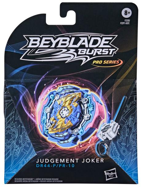 HASBRO Judgement Joker 0Glaive Ultimate Reboot Sen Burst Surge PRO SERIES Beyblade F2335