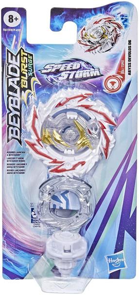 HASBRO Abyss Devolos D6 Burst Surge SpeedStorm Beyblade F0617