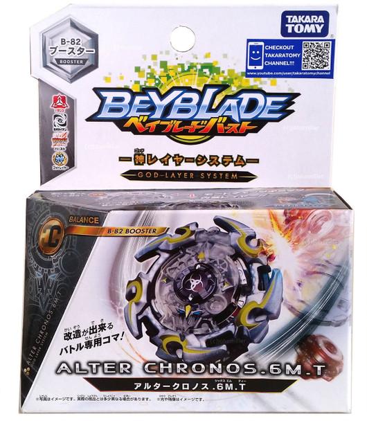 TAKARA TOMY Alter Chronos / Cognite 6MT Burst Beyblade B-82