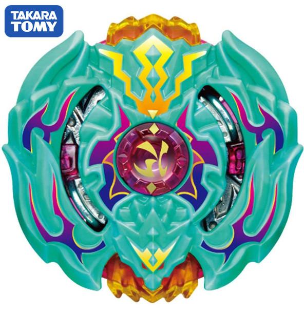 TAKARA TOMY B-101 01 RARE Boom Khalzar / Beat Kukulcan 7Under Hunter Burst Beyblade
