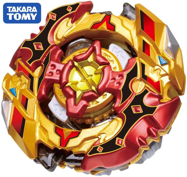 TAKARA TOMY B-128 01 Cho-Z Spriggan / Spryzen 0Wall Zeta' Burst Turbo Beyblade