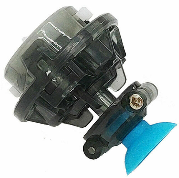 """Beyblade Burst """"Suction Cup"""" Performance Tip - Quest (Qs) - Black"""