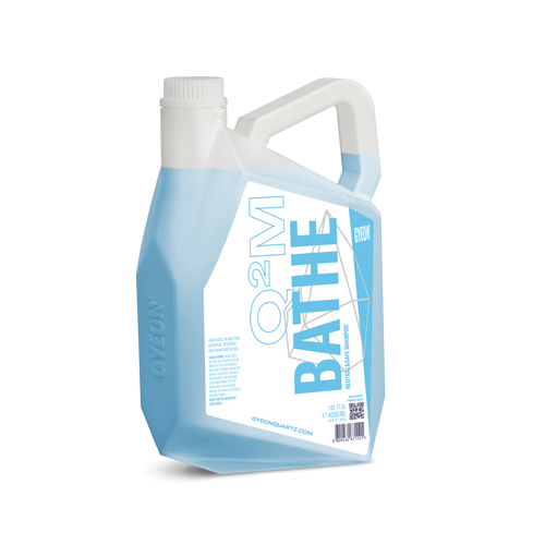 Gyeon Q2M Bathe. 4000ml. New for 2021!