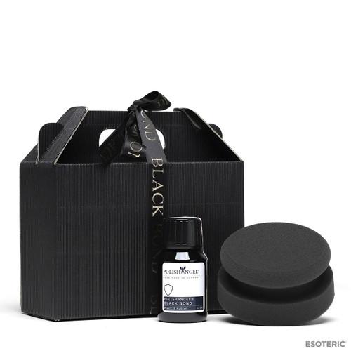 POLISHANGEL Black Bond. Plastic and rubber trim restorer and protectant.