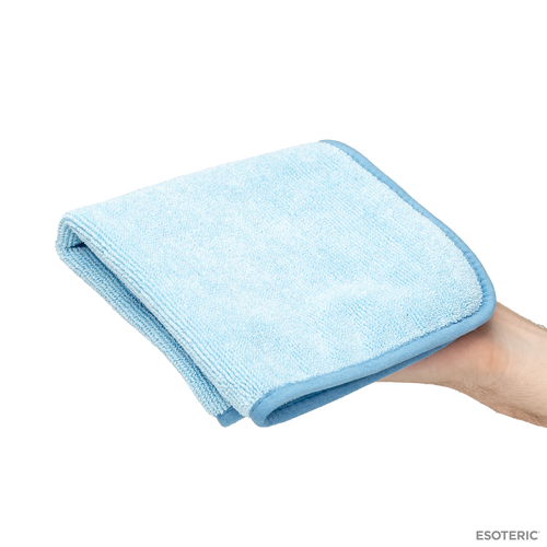 The Rag Company FTW For The WINdow Twist Loop Microfiber Glass Towel