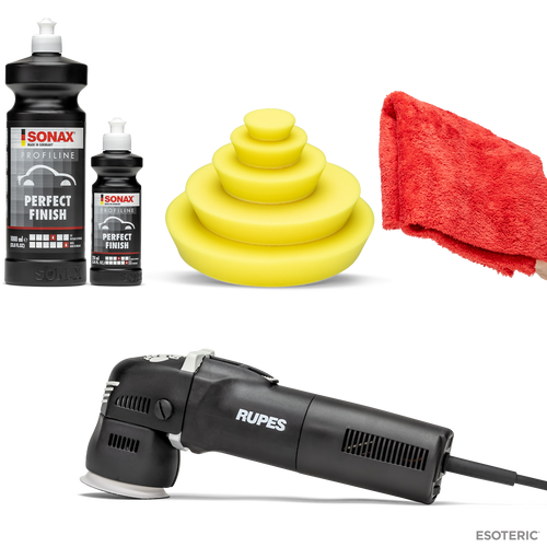 Esoteric Rupes LHR75 Electric One-Step Polishing Kit