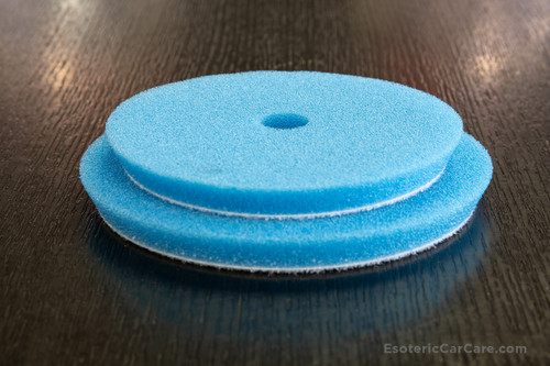 Rupes MILLE Blue Foam Compounding Pads