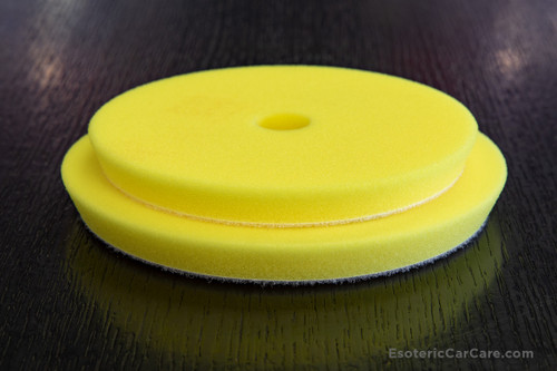 Rupes MILLE Yellow Foam Polishing Pads