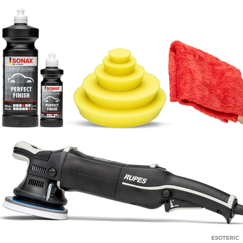 Esoteric Rupes LHR15 Mark III One-Step Polishing Kit