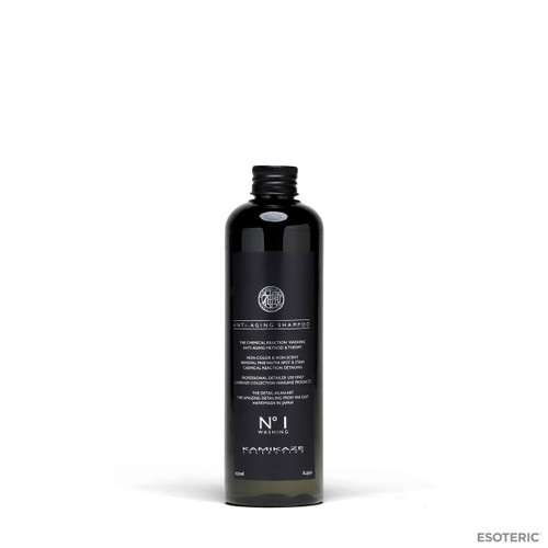 Kamikaze Anti-Aging Shampoo. Safe car-washing soap for your coated, waxed, or sealed car!