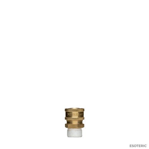 MTM Hydro M22 15mm Male Brass Coupler Pressure Washer Adapter