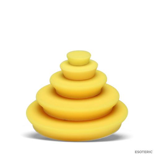 Rupes DA Yellow Foam Polishing Pads