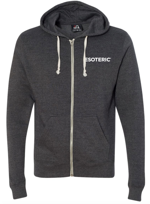 *SOLD OUT*Limited Edition 2020 ESOTERIC Zip Up Hoodie