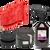 POLISHANGEL High Gloss Paste Wax & High Gloss Spray Pro Kit