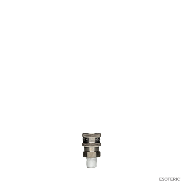 """MTM Hydro Stainless Quick Connect Socket (Male 1/4"""")"""
