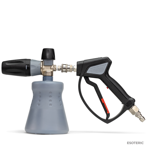 MTM Hydro Spray Gun and Foam Cannon Snub Nose Kit
