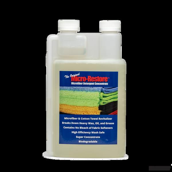 Micro-Restore Microfiber Detergent. 32 oz.