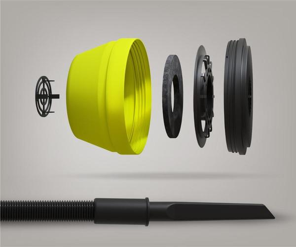 Bigboi Mini & Mini+ Vacuum Attachment