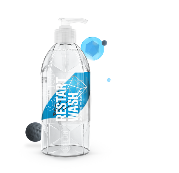 Gyeon Q2M Restart Wash, 400ml. New for 2021!