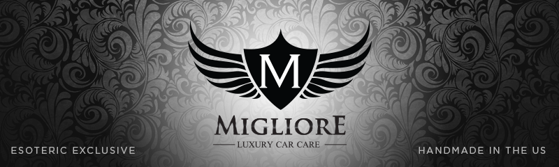 Migliore Car Care Products at ESOTERIC