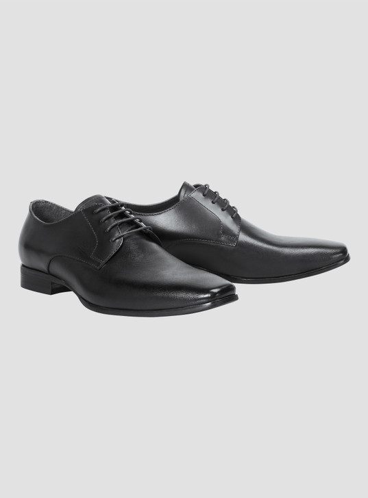 JOHNNY BIGG TERRENCE LEATHER DRESS SHOE