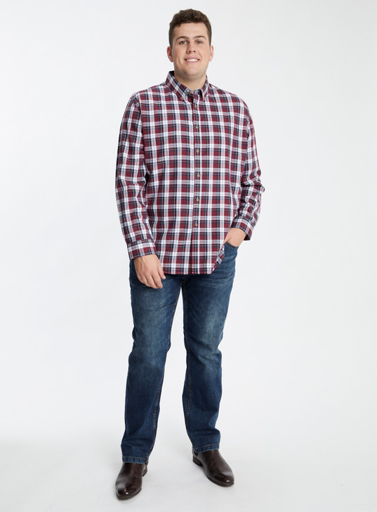 NICKSON CHECK SHIRT