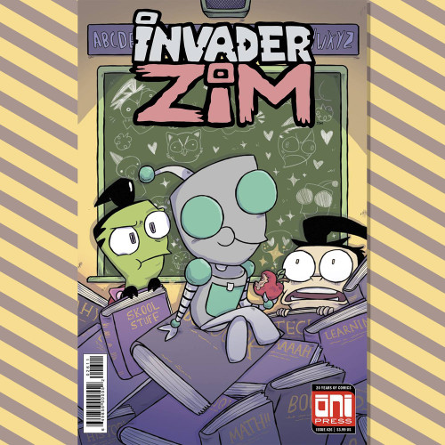 Invader Zim #26 Official Comic