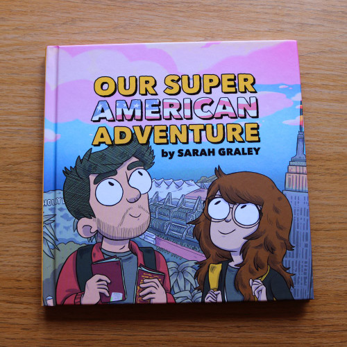 Our Super American Adventure Book (Original Edition)
