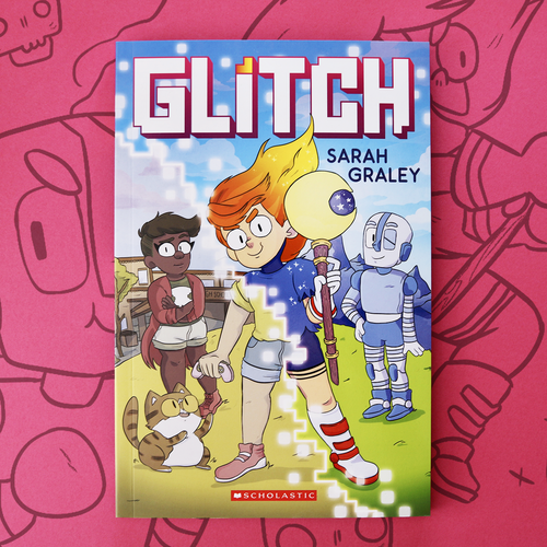 Glitch Graphic Novel