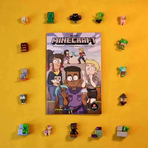 Minecraft: Volume  1 (Official Graphic Novel)