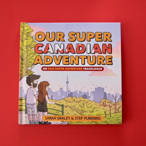 Our Super Canadian Adventure Book