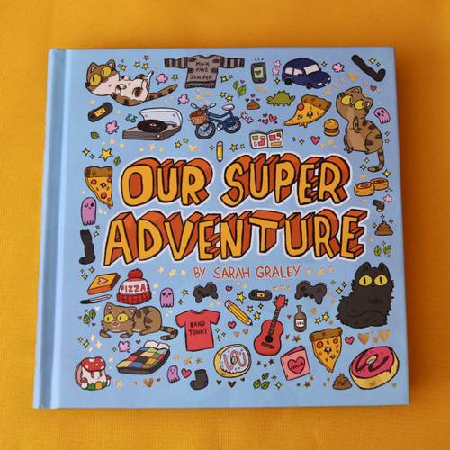 Our Super Adventure (2016 Edition - Last Print Run!)