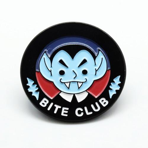 Bite Club Enamel Pin